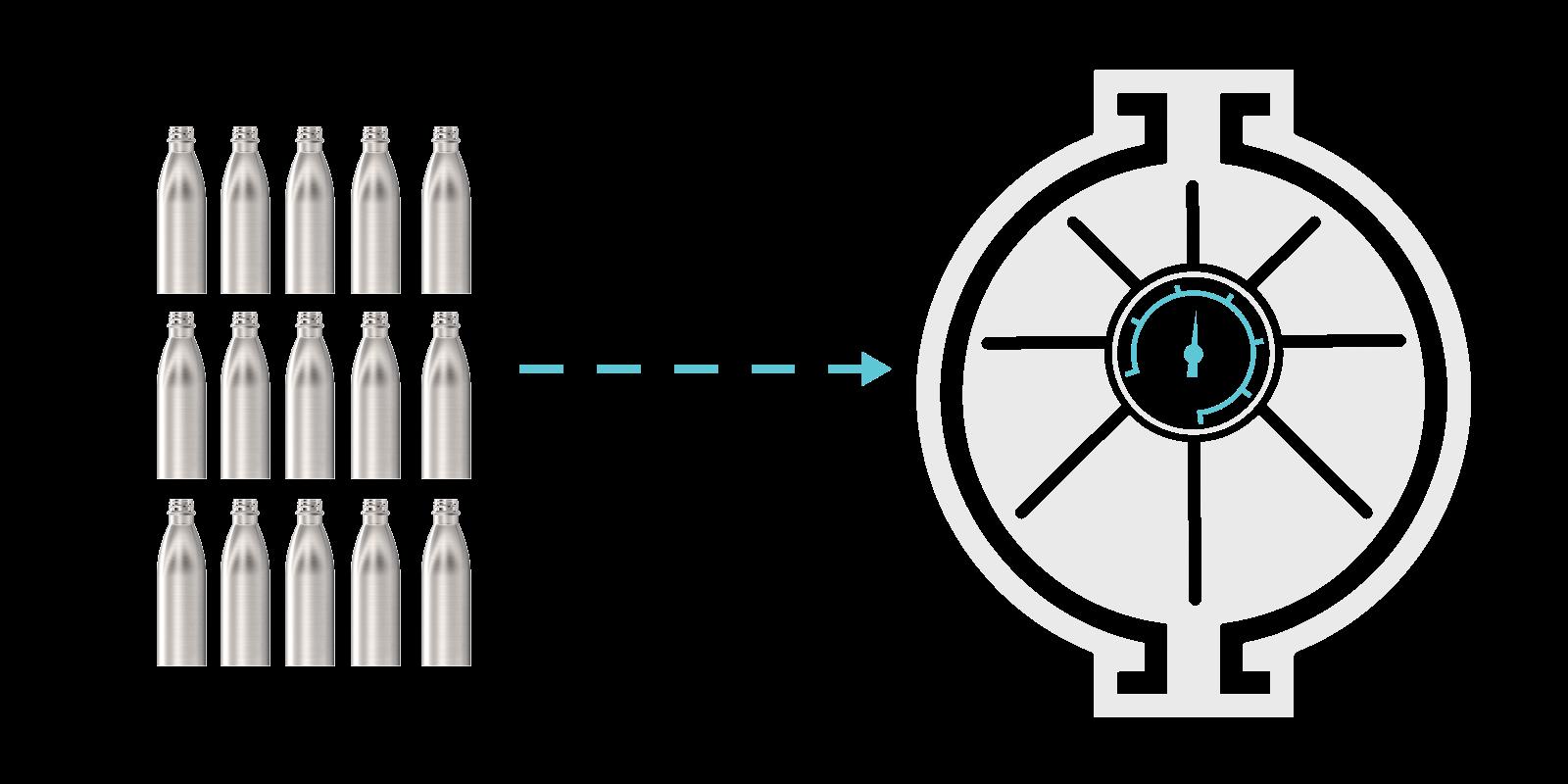 Cómo hacemos nuestras botellas de agua de metal - Step5