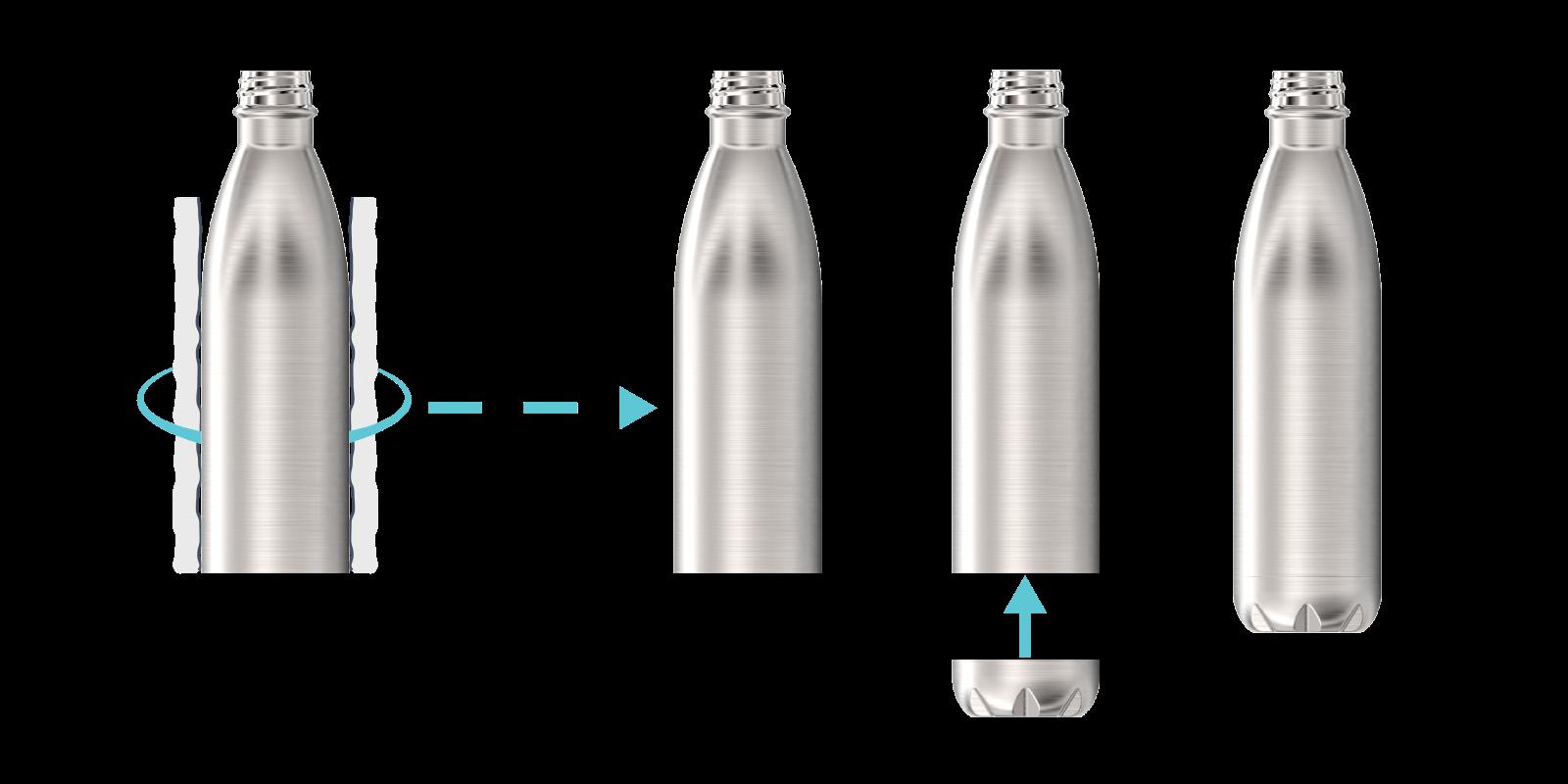 Cómo hacemos nuestras botellas de agua de metal - Step6