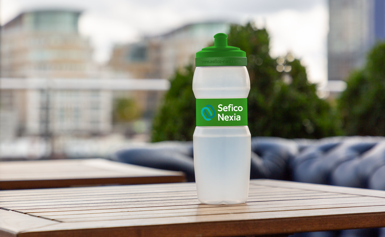 Fit - Botella De Agua Personalizada