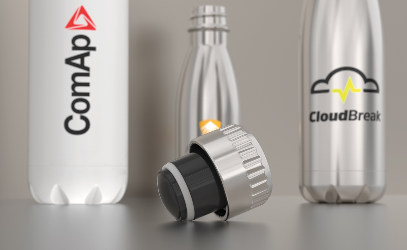 Nova - Botellas Agua Personalizadas